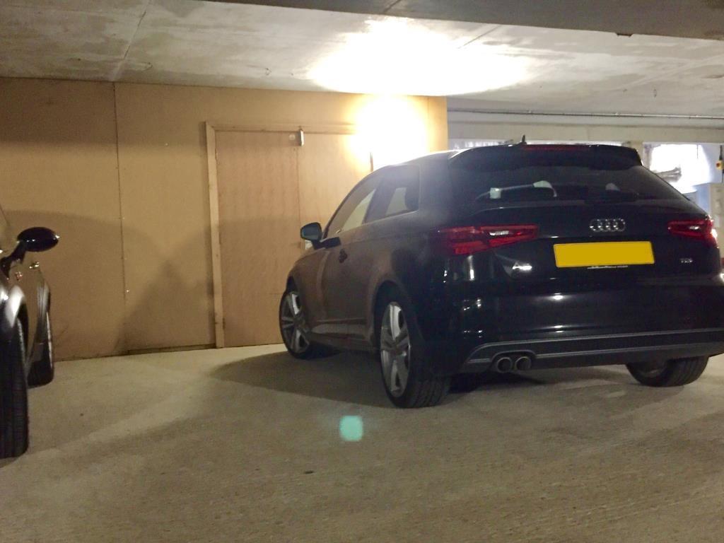 Car Parking Space + Storage Unit