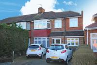 semi detached house in Stanmore, Middlesex