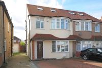 Edgware semi detached property for sale