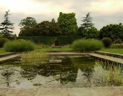 Canons Park Garden