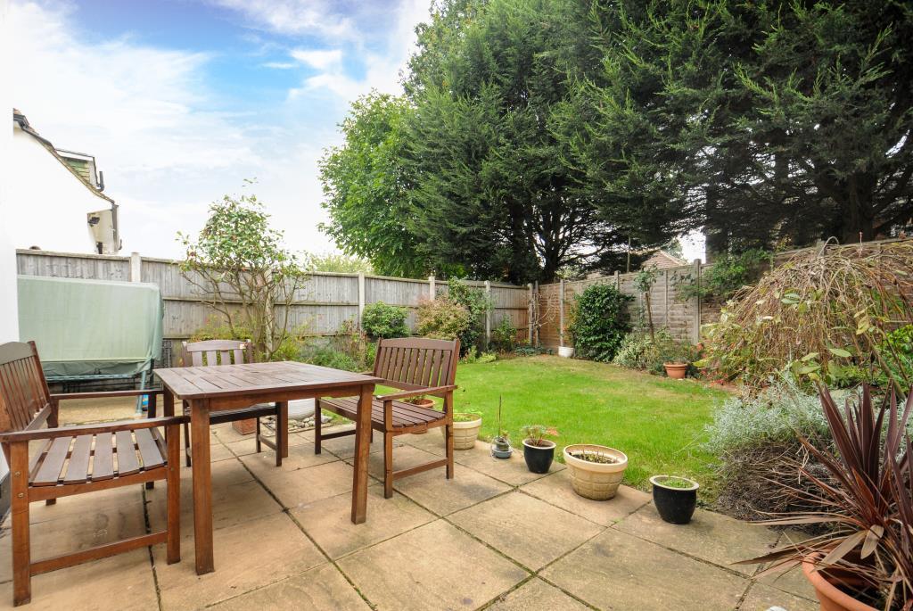 Garden-Patio Area