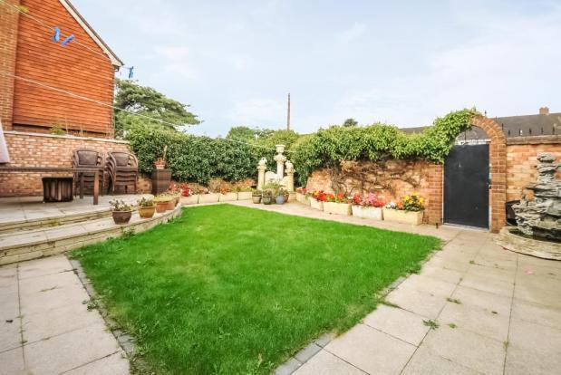 Garden-Side of House 2