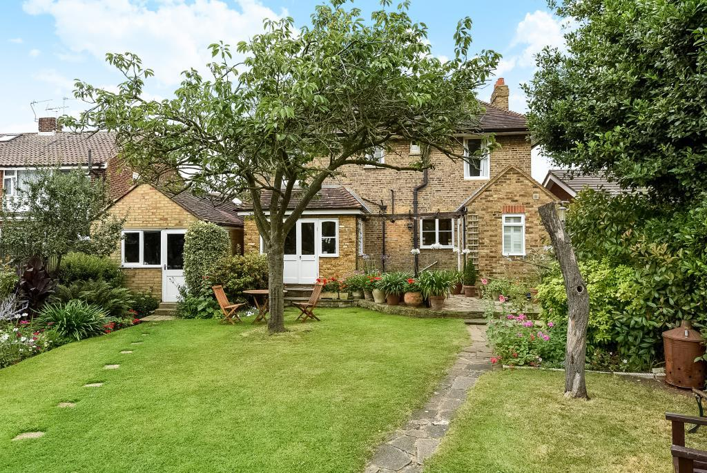 Garden-Rear of House