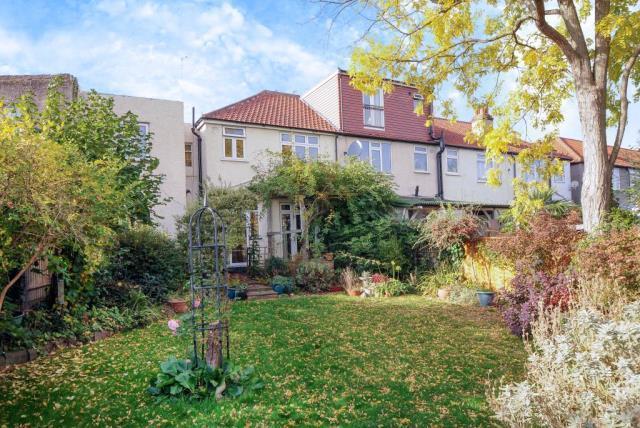 Garden & Rear of House