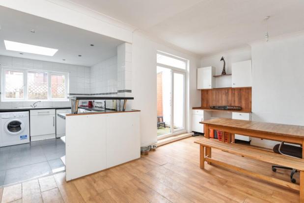 Reception, Dining Area & Kitchen