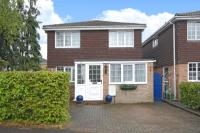 Detached home in Winston Way, Thatcham