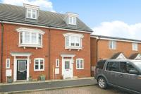 3 bedroom semi detached property in Battalion Way, Thatcham