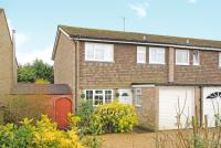 3 bed End of Terrace house for sale in Woodstock, Oxfordshire