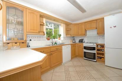 Large Bright Kitchen