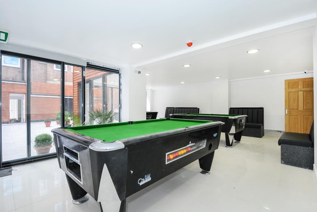 Communal Pool Room