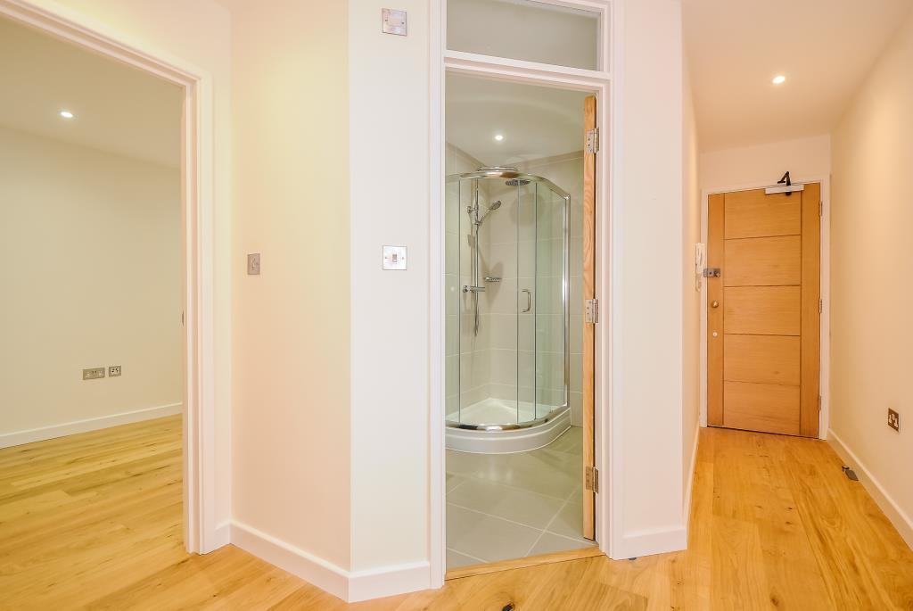 Shower Room entrance