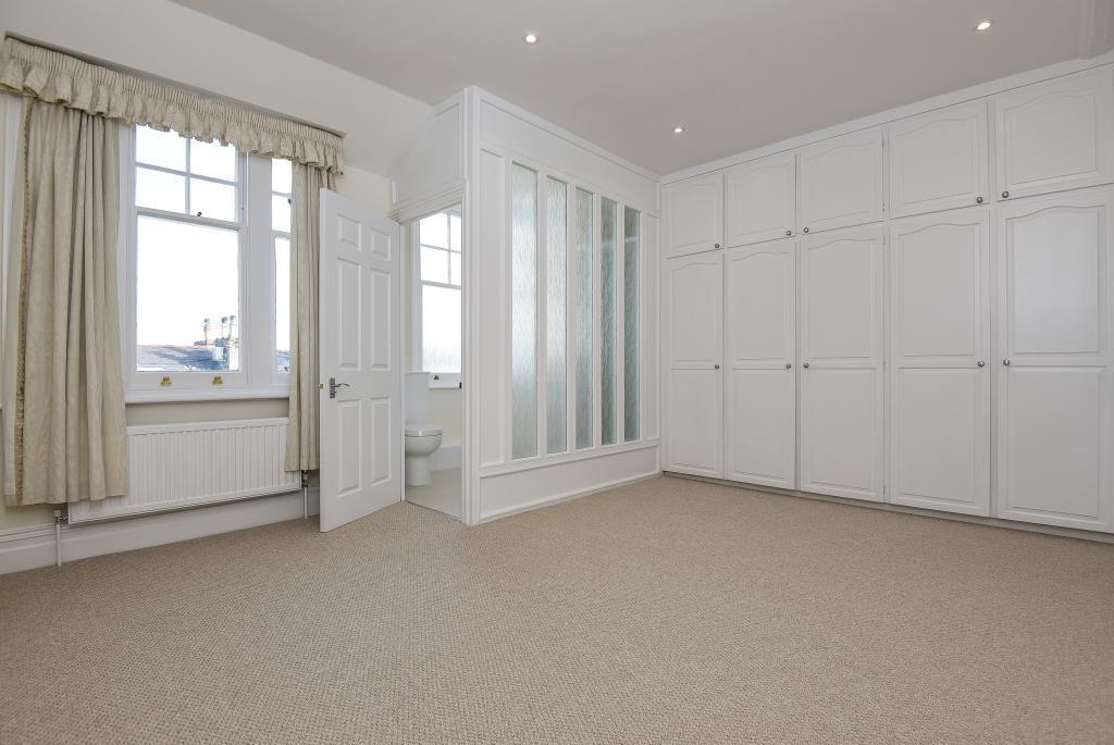Bedroom 1 with ensuite shower