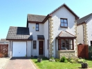 Detached home in 37 Mannachie Gardens...