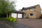 4 bed Detached house in Forest Close...