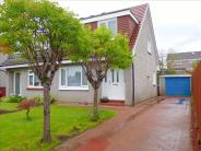 3 bed semi detached house in Fox Grove, Motherwell