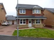 Detached house for sale in Finch Grove, Coatbridge