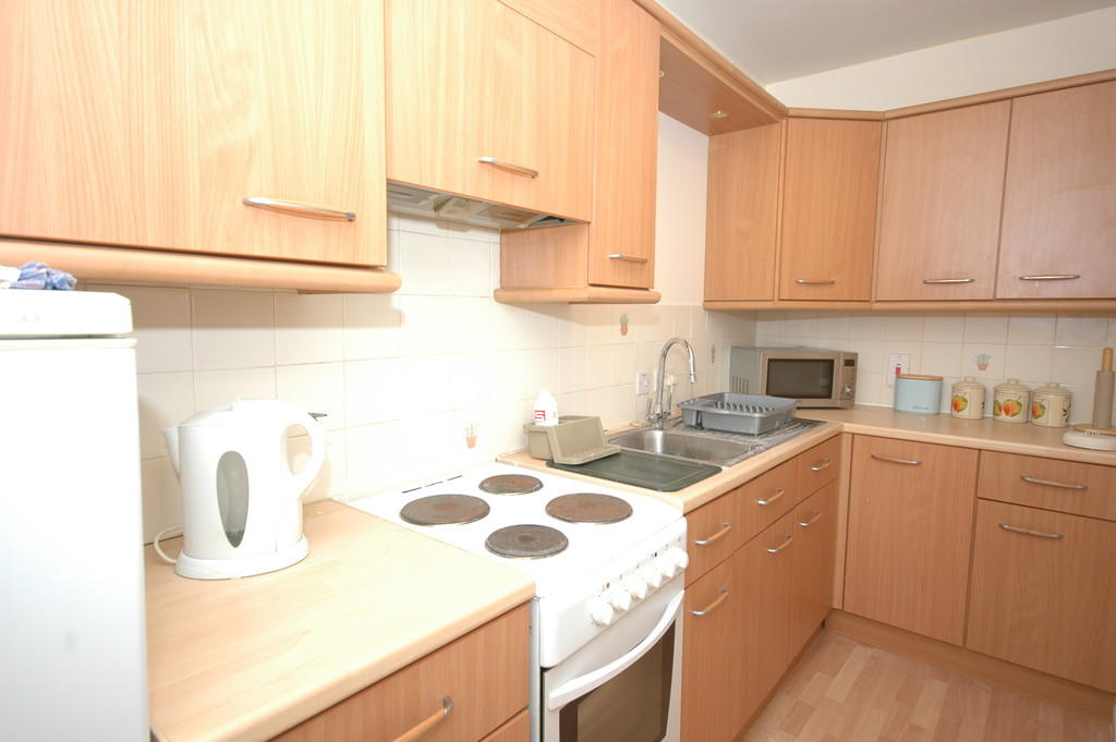 Bedsit Kitchen
