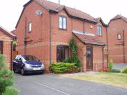 Seagrave Close semi detached property to rent
