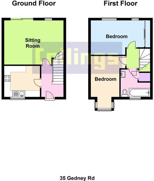 35 Gedney Rd floor p
