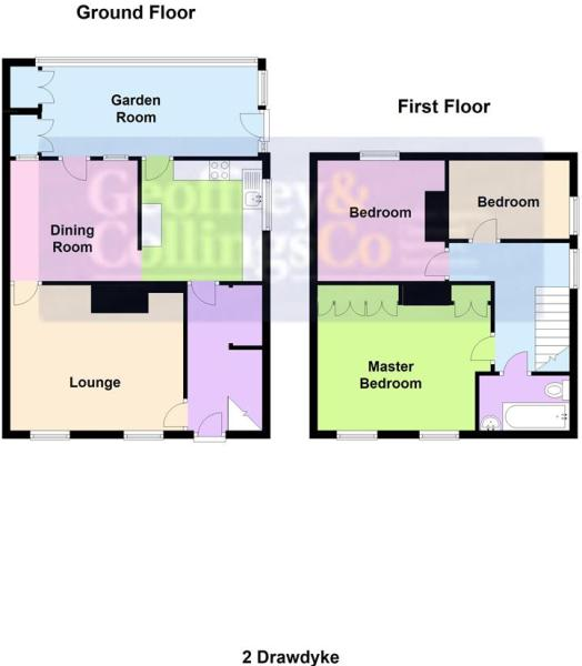 Floor Plan 2 Drawdyk