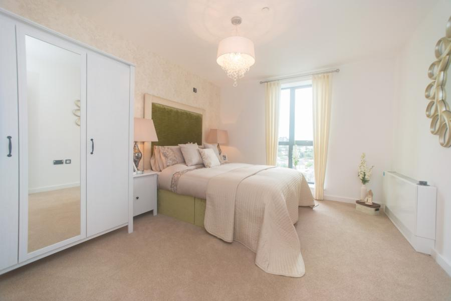 Showhome Bedroom
