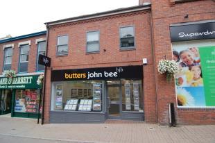 Butters John Bee, Congleton branch details