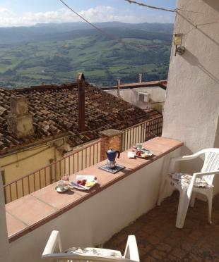 Village House in Calitri, Avellino...
