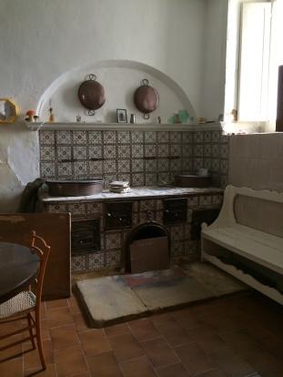 traditional stove