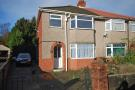 3 bed semi detached house in Dorset Crescent...