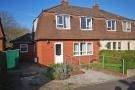 4 bed semi detached property in Church Crescent...