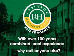 Get brand editions for Robinson Hornsby , Tickhill