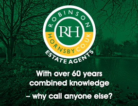 Get brand editions for Robinson Hornsby , Doncaster