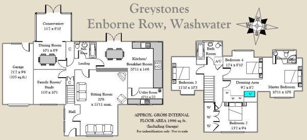 Floorplan Greystones