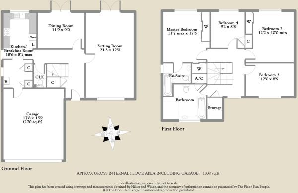 15 Speen Place Floor