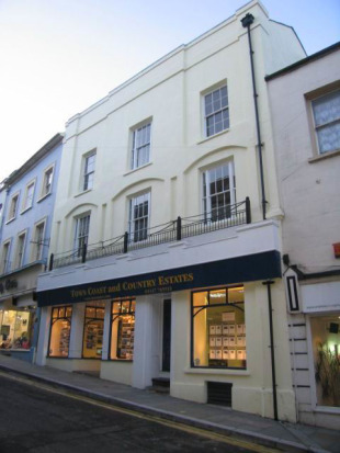Town Coast And Country Estates Ltd, Haverfordwest branch details
