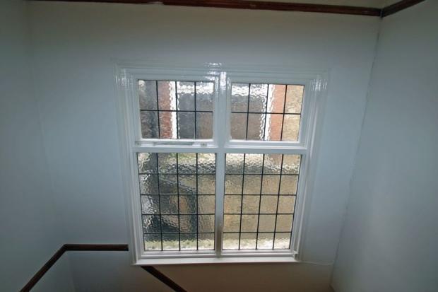 FLANK WINDOW
