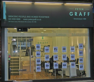 Peter Graff Estate Agents, Winchmore Hillbranch details