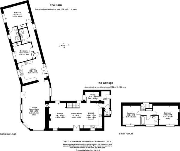 Floor Cottage & Barn