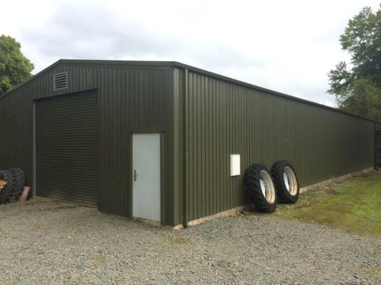 General Purpose Shed