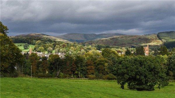Local Moffat Hills