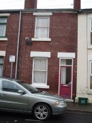 Terraced home in Gordon Street, Doncaster...