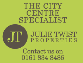 Get brand editions for Julie Twist Properties, Manchester