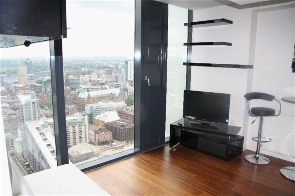Studio Flat For Sale In Beetham Tower Deansgate Manchester