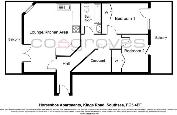 HorseshoeApartments