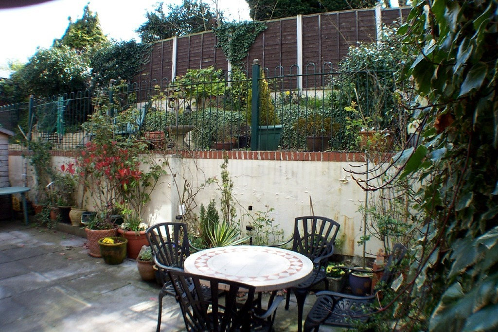 Terrace Patio Garden