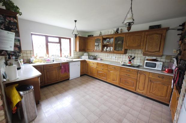 Kitchen:-