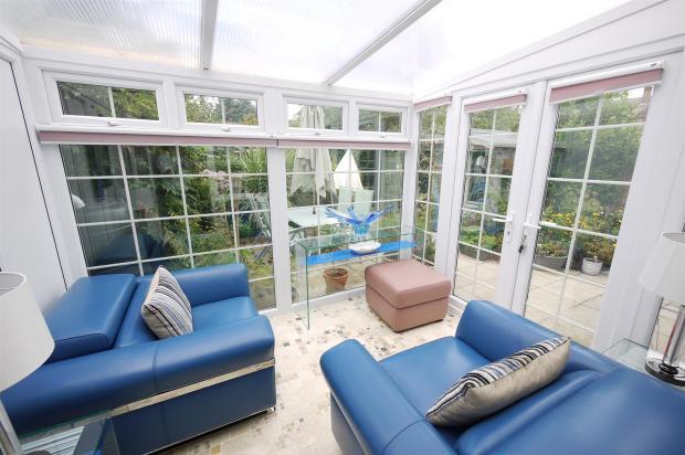Conservatory:-
