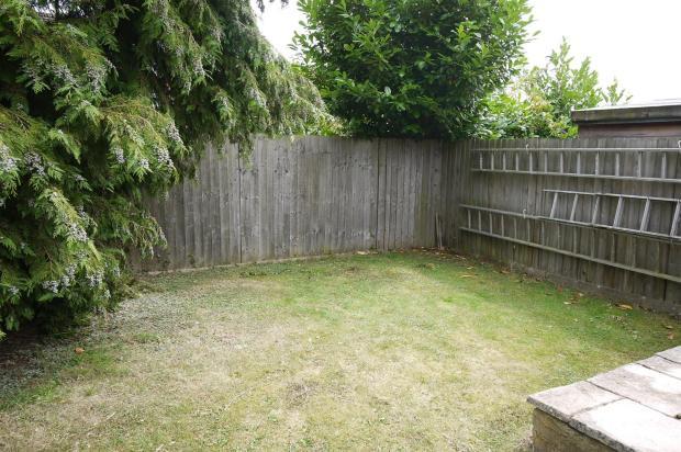 Rear of Garden:-