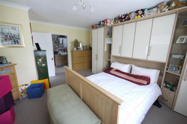 Master Bedroom:-
