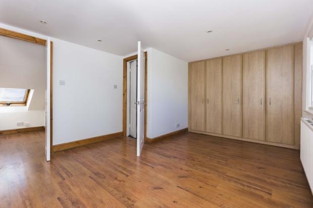 Bedroom - loft